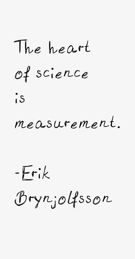 Erik Brynjolfsson Quotes