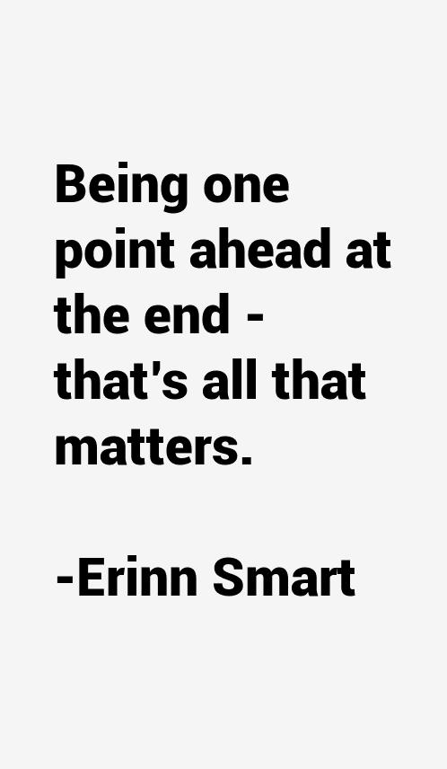 Erinn Smart Quotes