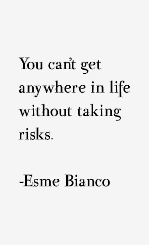 Esme Bianco Quotes