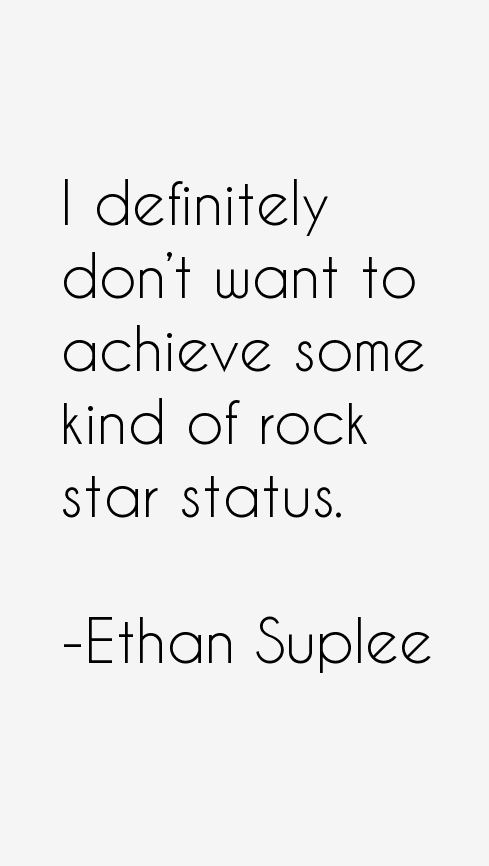 Ethan Suplee Quotes