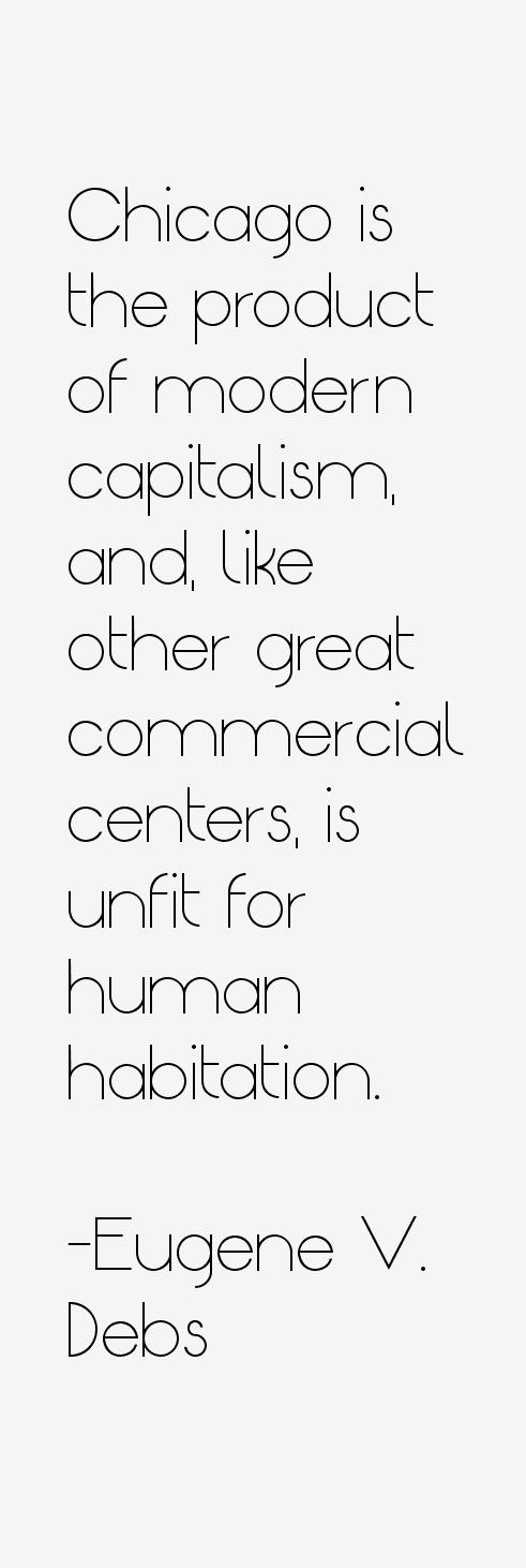 Eugene V. Debs Quotes