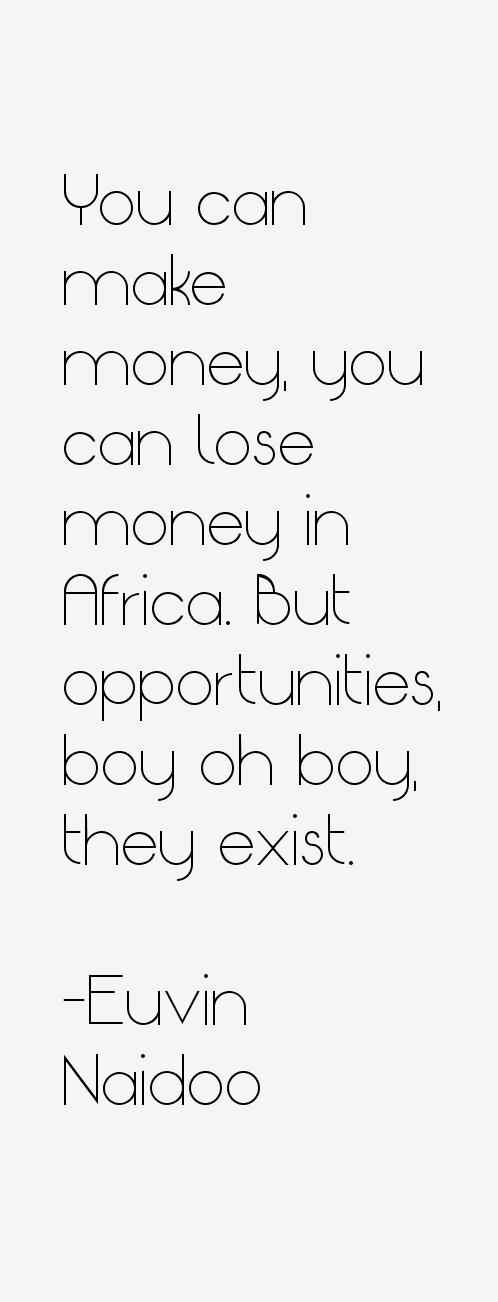 Euvin Naidoo Quotes