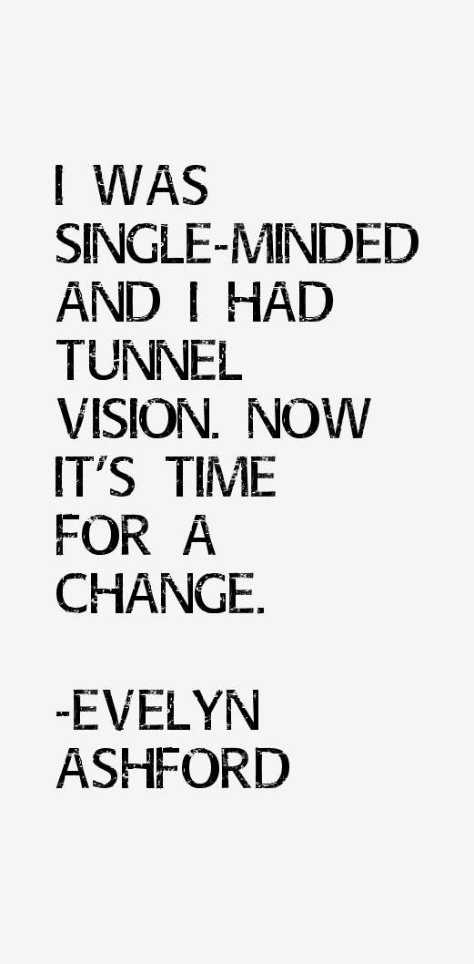 Evelyn Ashford Quotes