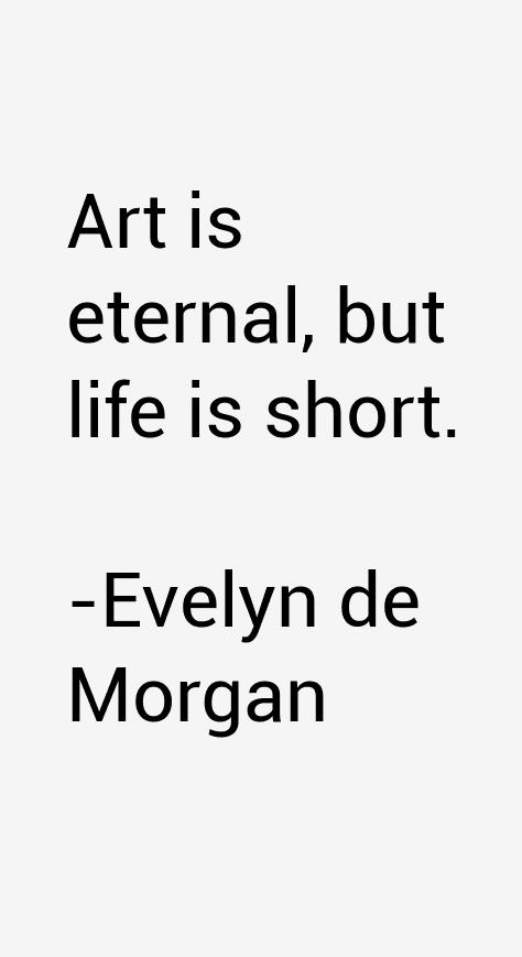 Evelyn de Morgan Quotes