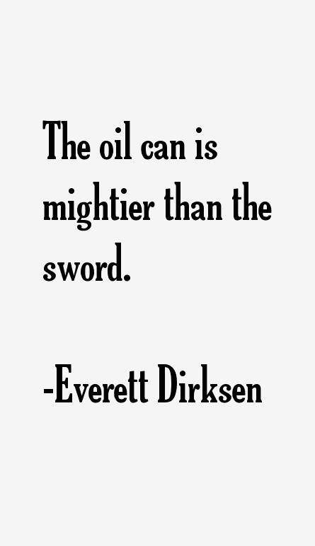 Everett Dirksen Quotes