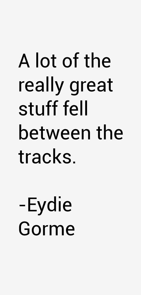 Eydie Gorme Quotes