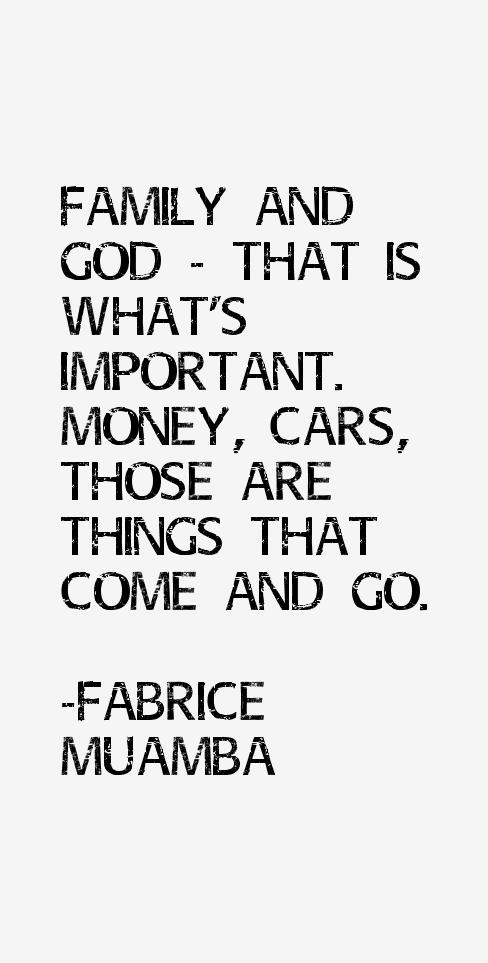 Fabrice Muamba Quotes