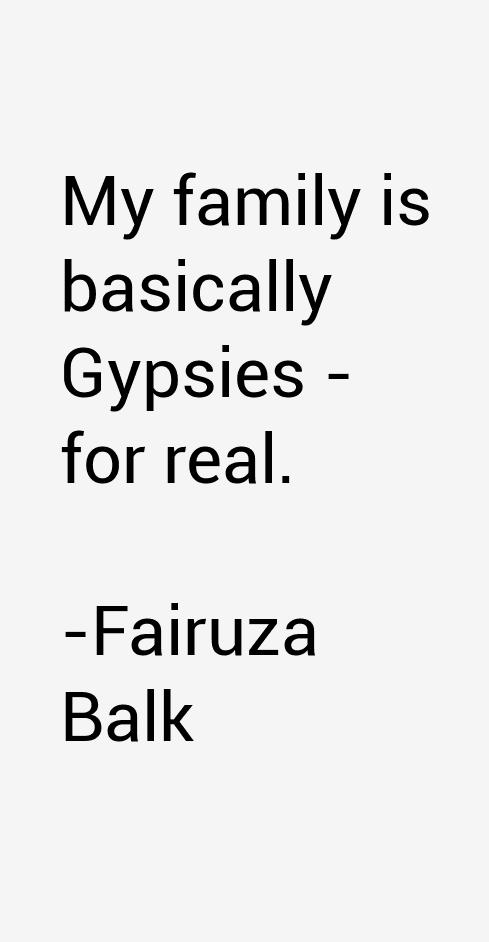 Fairuza Balk Quotes
