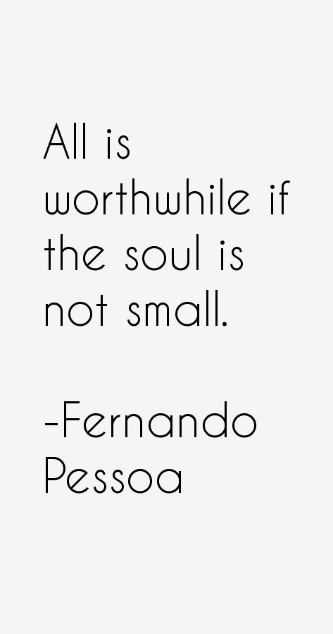 Fernando Pessoa Quotes