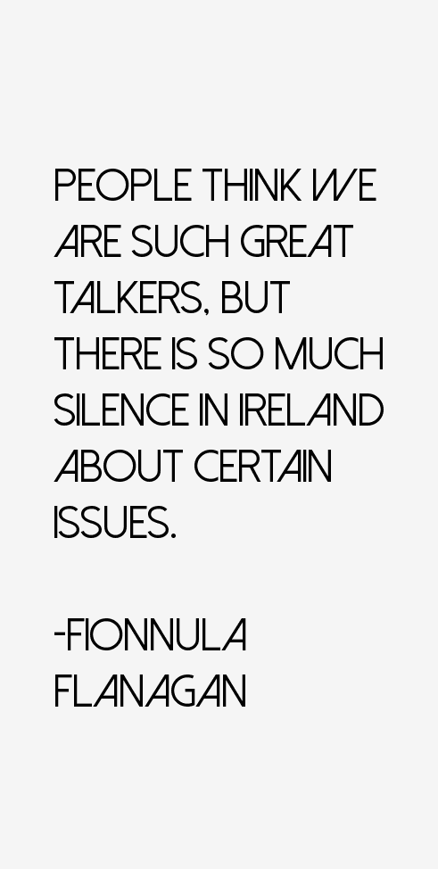Fionnula Flanagan Quotes