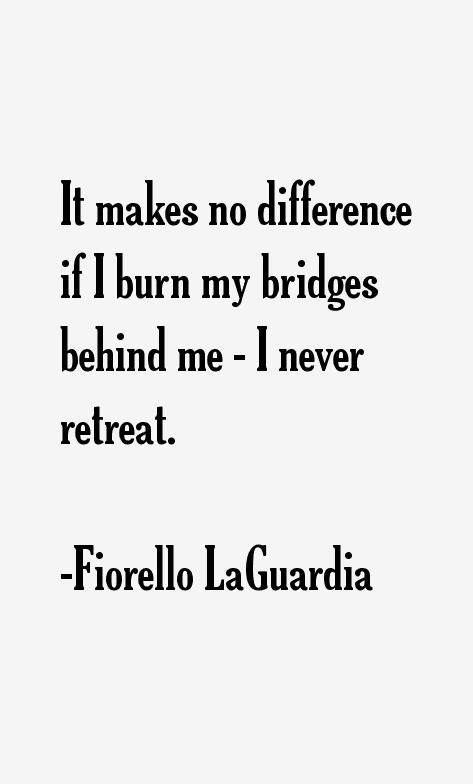 Fiorello LaGuardia Quotes