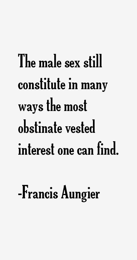 Francis Aungier Quotes