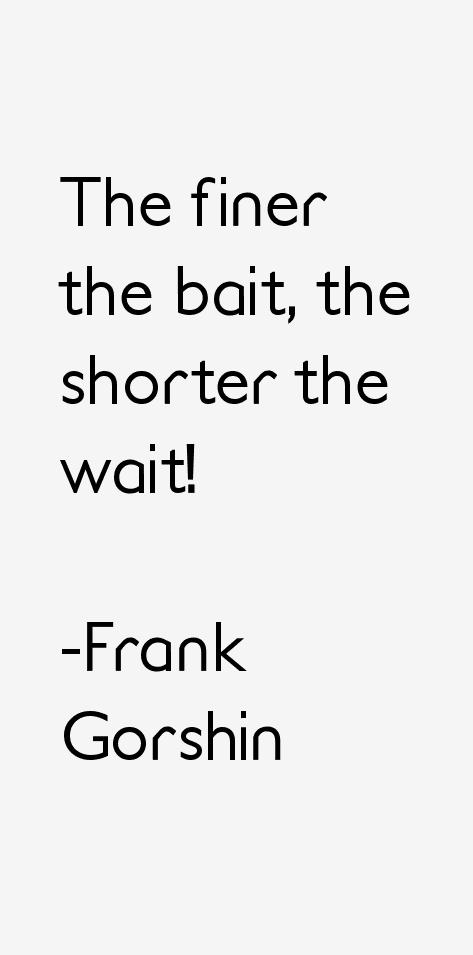 Frank Gorshin Quotes