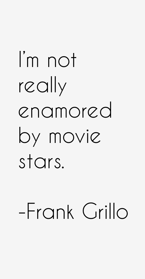 Frank Grillo Quotes