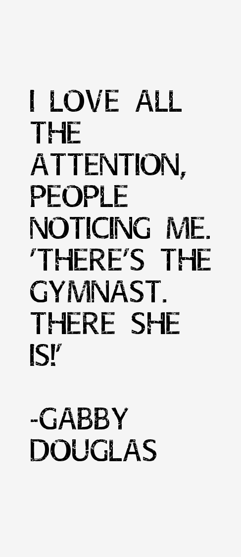 Gabby Douglas Quotes & Sayings (Page 3)