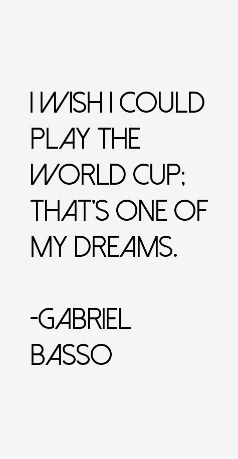 Gabriel Basso Quotes