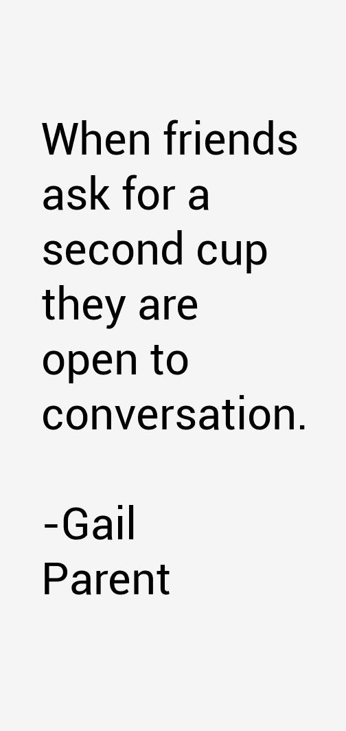 Gail Parent Quotes