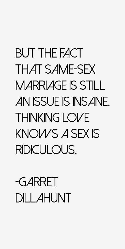 Garret Dillahunt Quotes