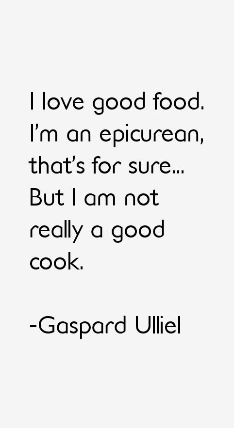 Gaspard Ulliel Quotes