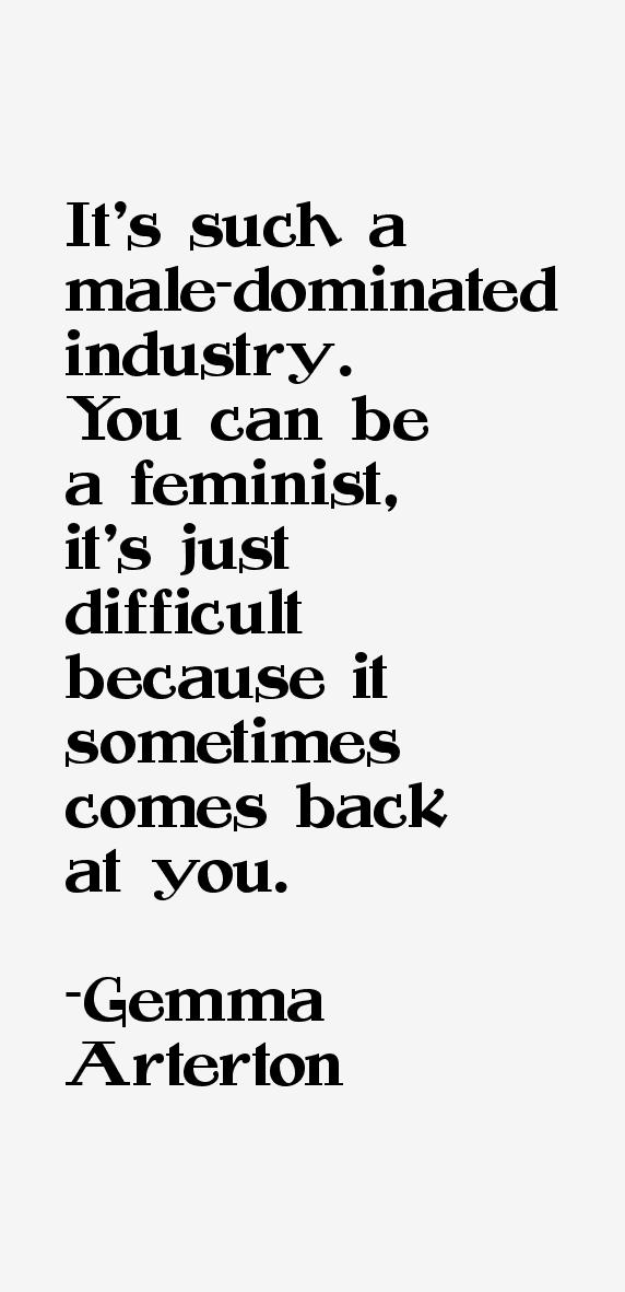 Gemma Arterton Quotes