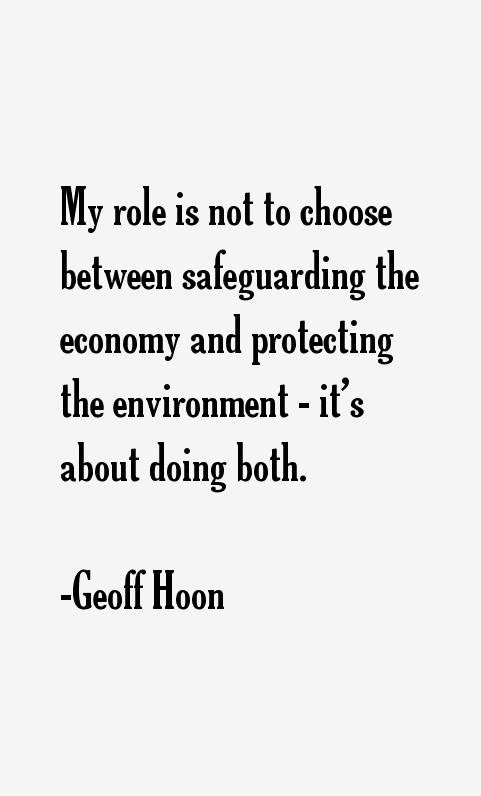 Geoff Hoon Quotes