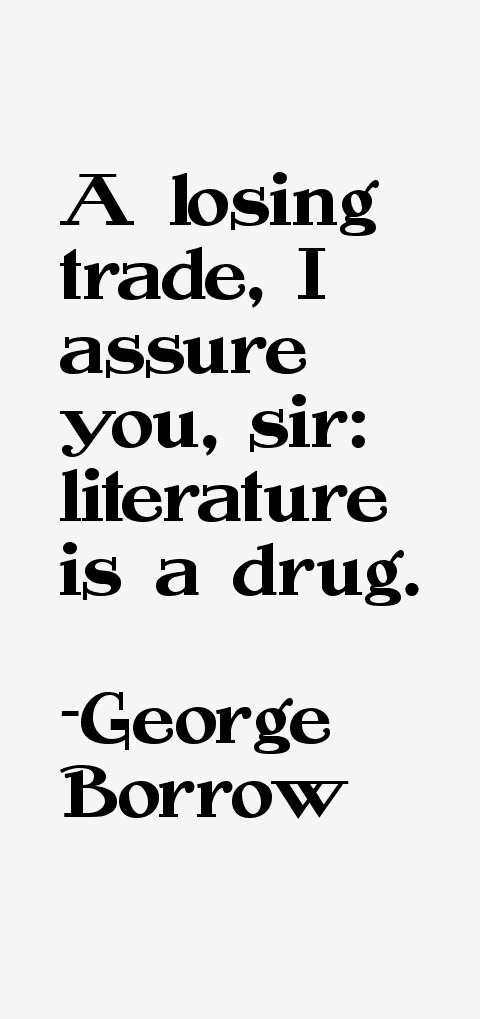 George Borrow Quotes