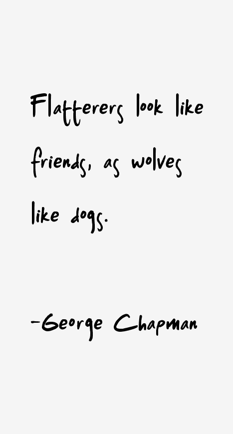 George Chapman Quotes