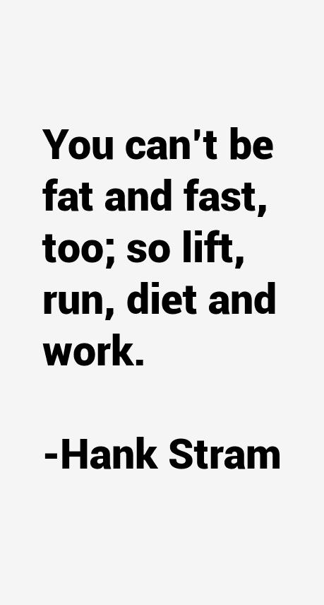 Hank Stram Quotes