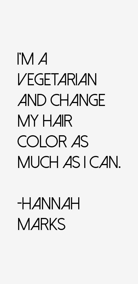 Hannah Marks Quotes