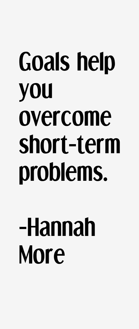 Hannah More Quotes