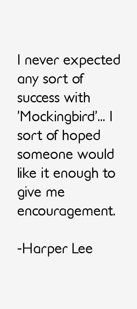 Harper Lee Quotes