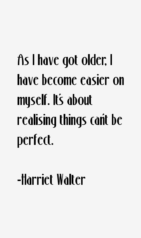 Harriet Walter Quotes