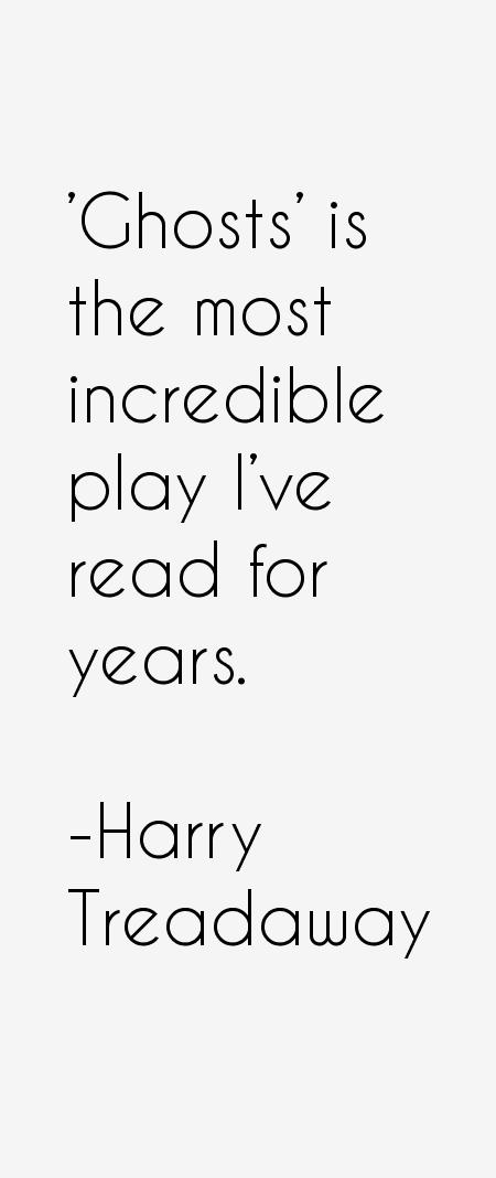 Harry Treadaway Quotes