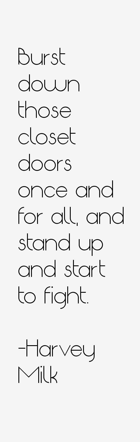 Harvey Milk Quotes