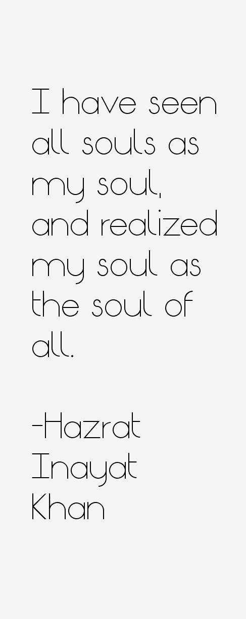 Hazrat Inayat Khan Quotes