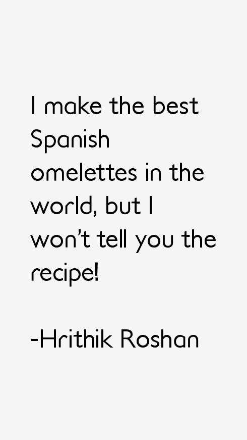 Hrithik Roshan Quotes