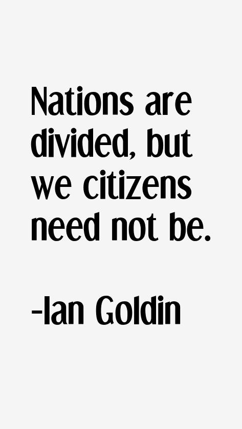 Ian Goldin Quotes