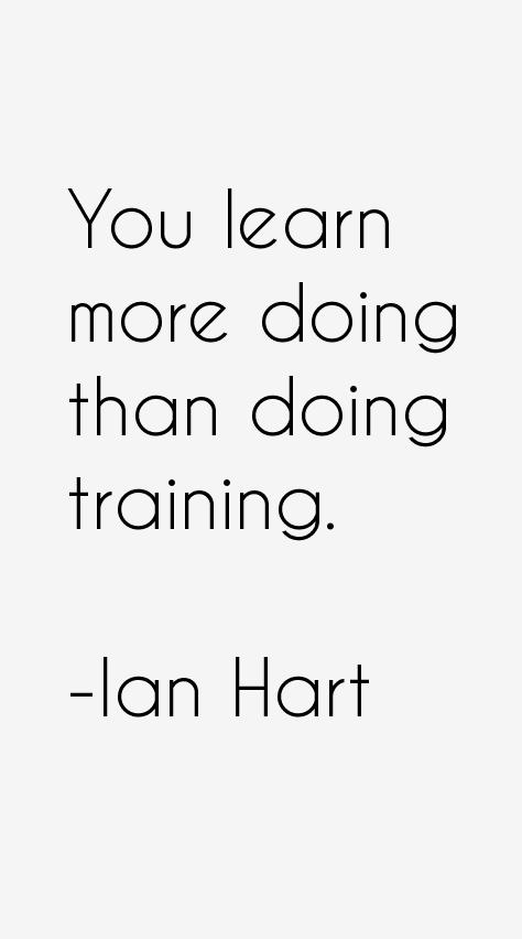 Ian Hart Quotes
