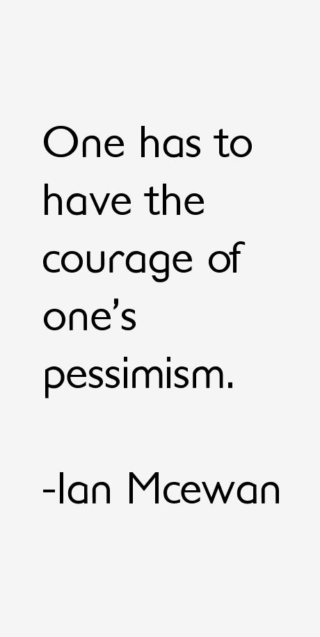 Ian Mcewan Quotes