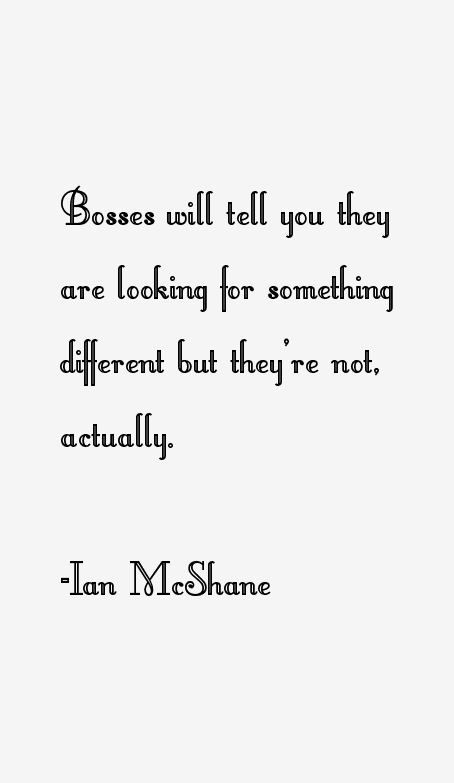 Ian McShane Quotes