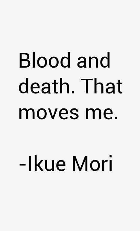 Ikue Mori Quotes