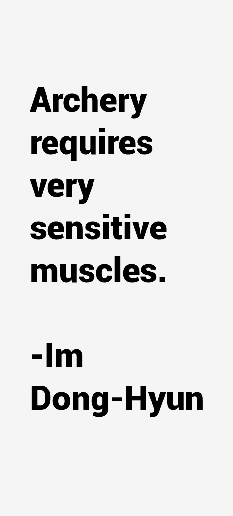Im Dong-Hyun Quotes