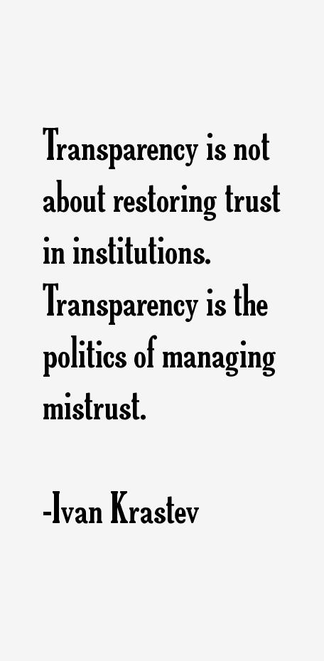 Ivan Krastev Quotes
