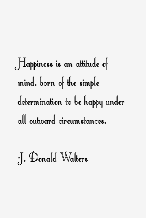 J. Donald Walters Quotes