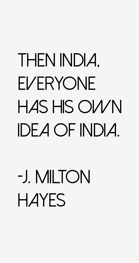J. Milton Hayes Quotes