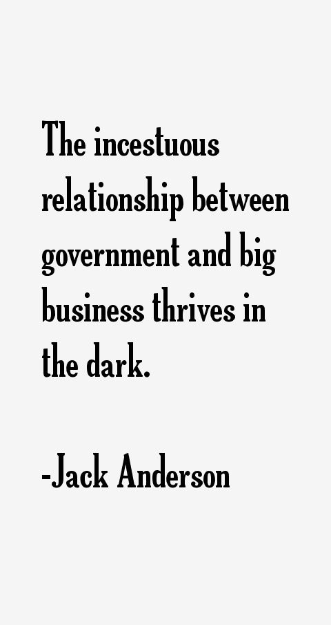 Jack Anderson Quotes