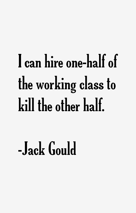 Jack Gould Quotes