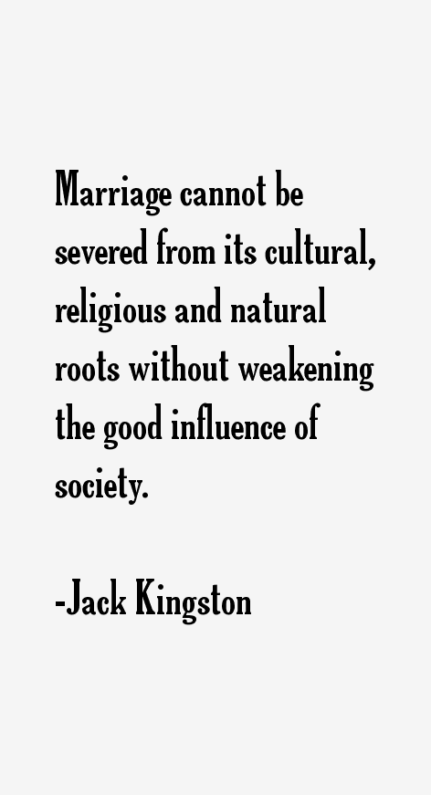 Jack Kingston Quotes