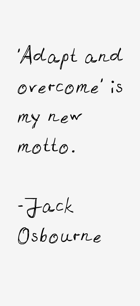 Jack Osbourne Quotes