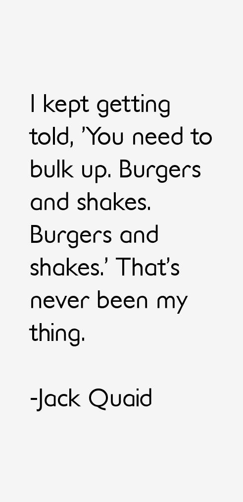 Jack Quaid Quotes